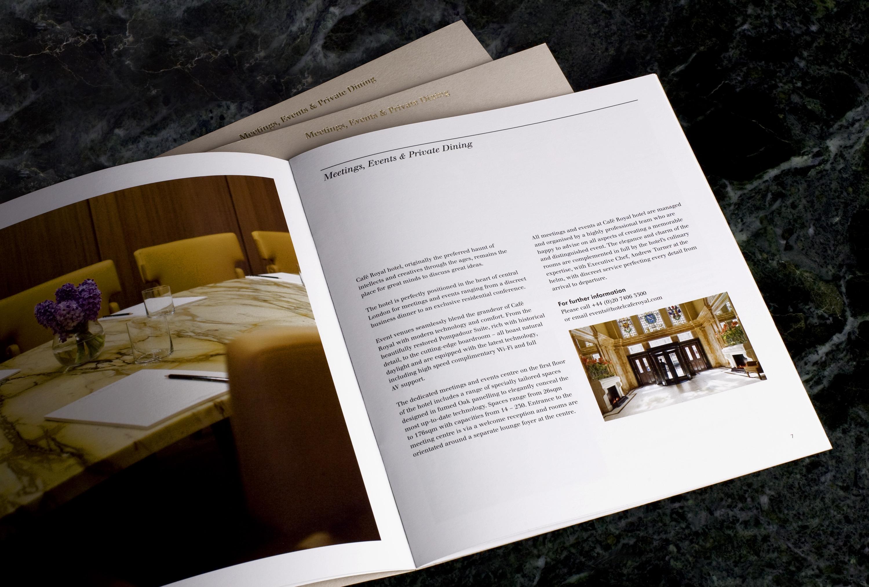 Hotel Café Royal - Format Design Studio